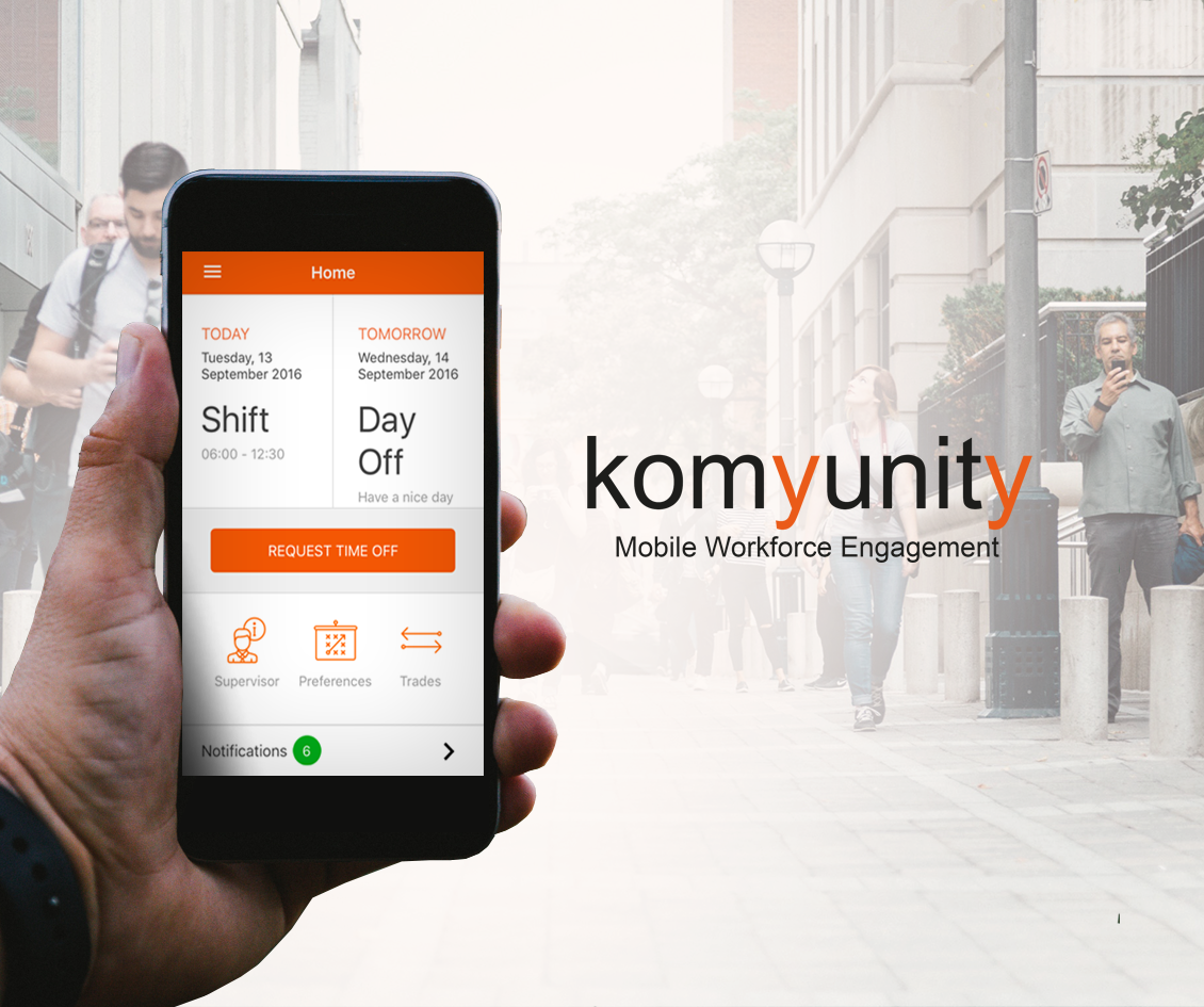 Komyunity - BrightContact
