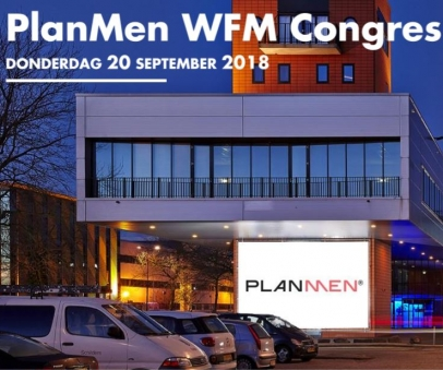 BrightContact presenting the NICE EEM solution at PlanMen WFM Congress